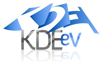 Логотип KDE e.V.