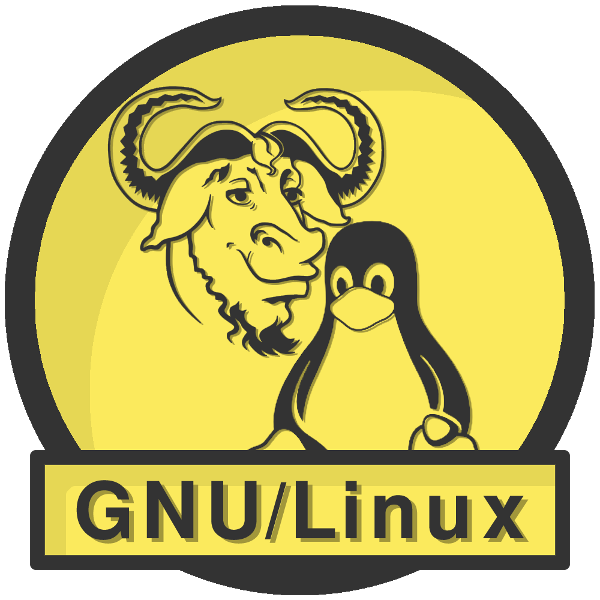GNU eta Tux