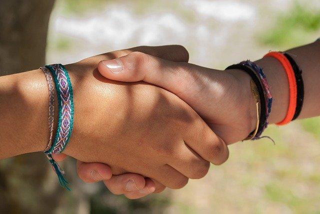 Handshake Foundation