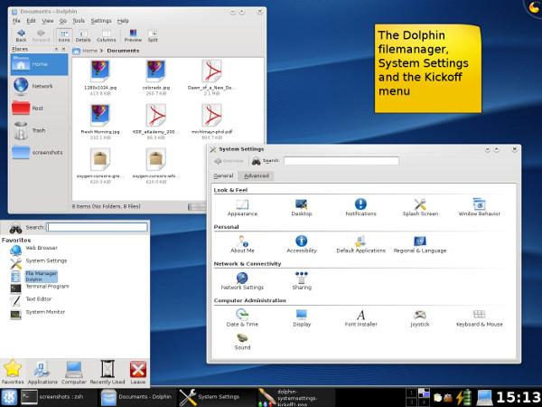 KDE 4.0