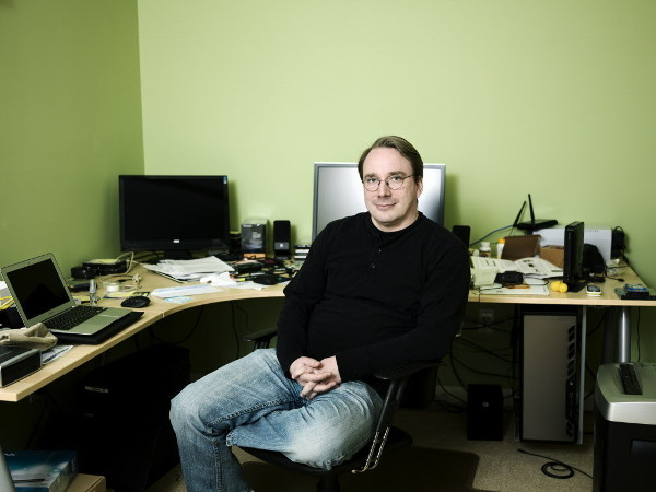 Лінус Торвальдс