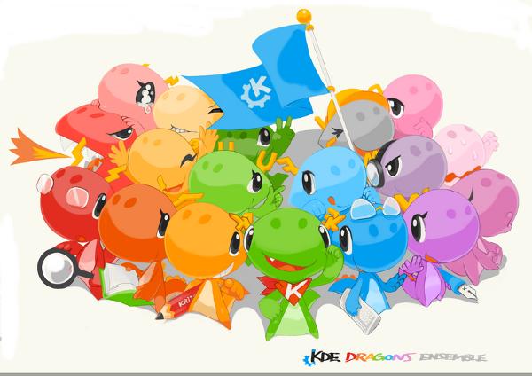 Comunidade dos Konqi's